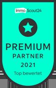 ImmobilienScout Premium Partner 2021
